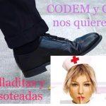Cuatro enfermeras de Madrid expedientadas por silbar, cantar y gritar, en riesgo de perder su trabajo.