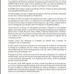 El Partido Popular de la Comunidad de Madrid incumple sus promesas con las madrileñas.